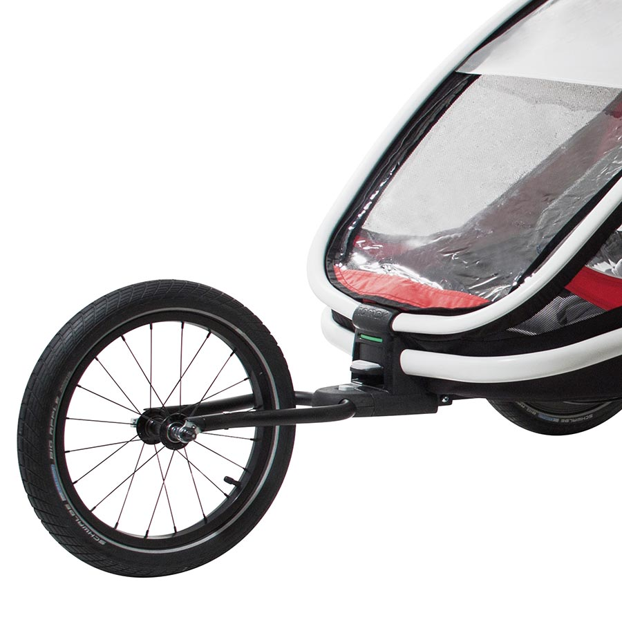 Hamax Bike Trailer Accessories | Outback Jogger Wheel Kit