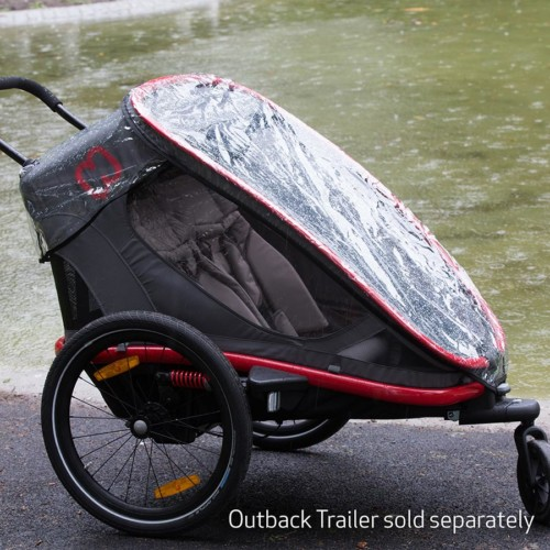Hamax Outback Bike Trailer Rain Cover